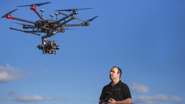 Call to Use Technology to Restrict Drones