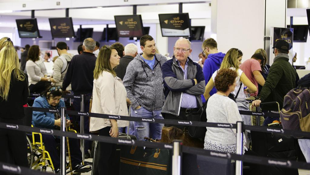 Security Boost at all Australian Airports