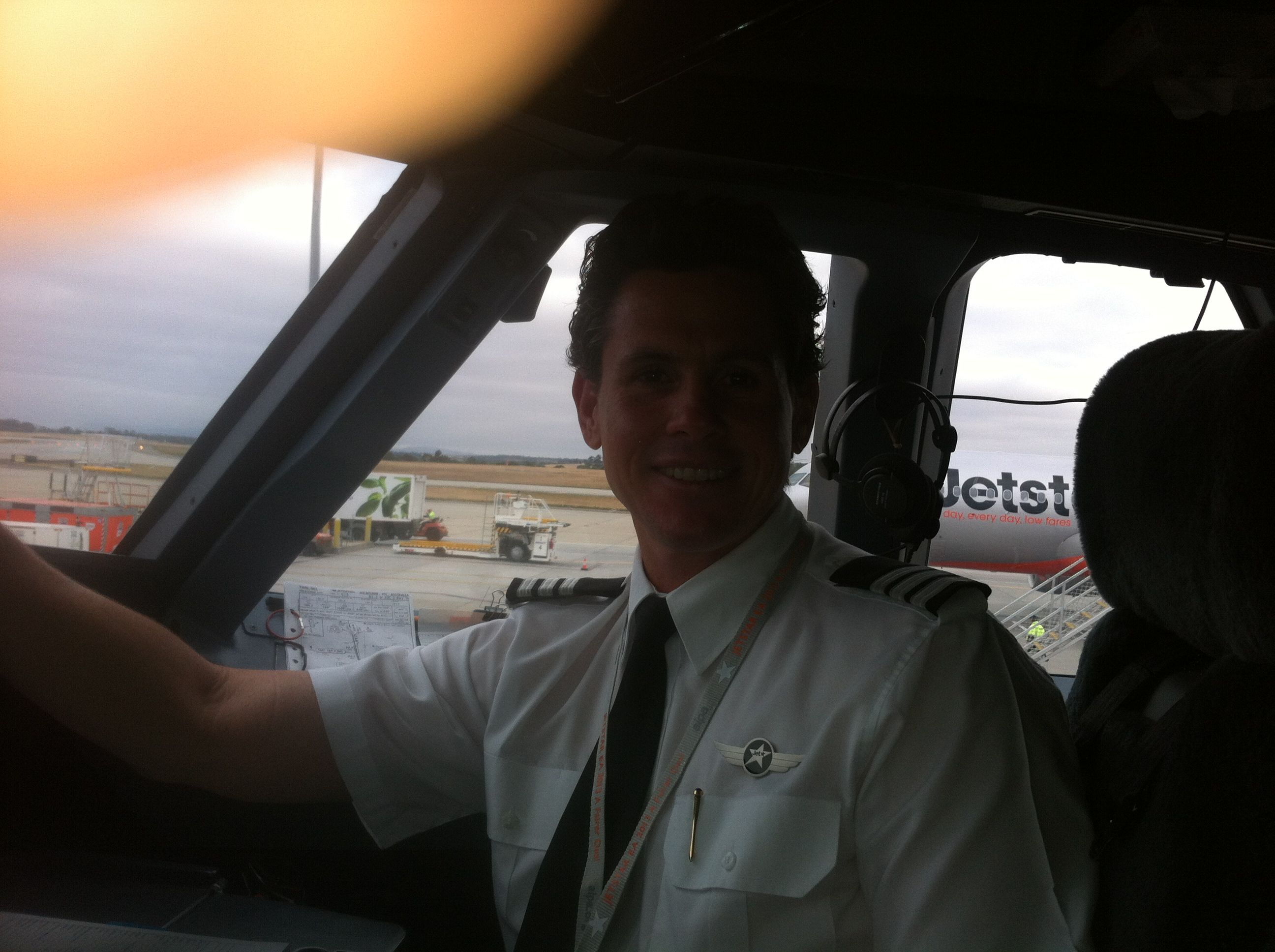 Flying, Safety and The Prince of Wales