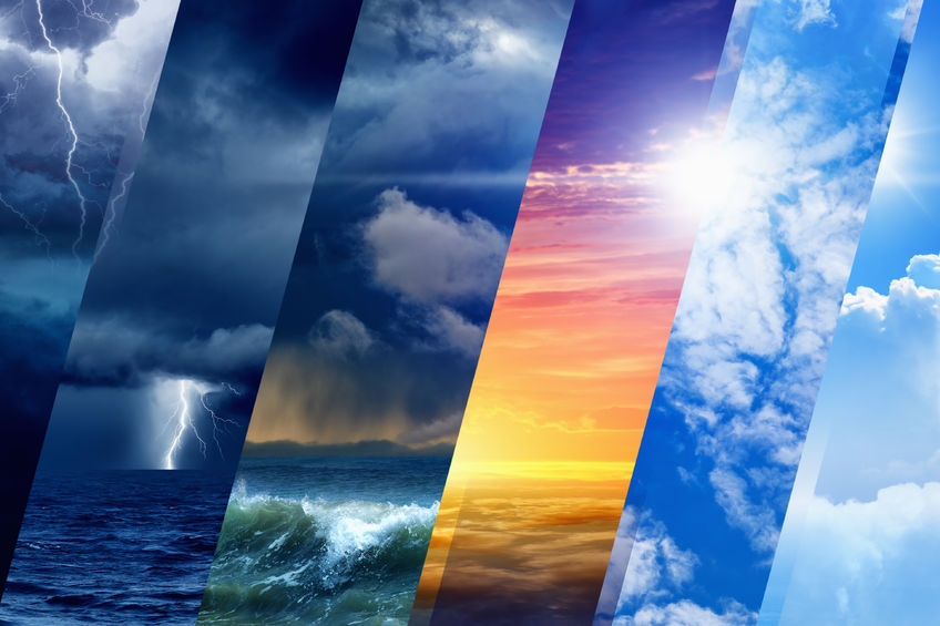 Weather Forecasting in the Digital Age
