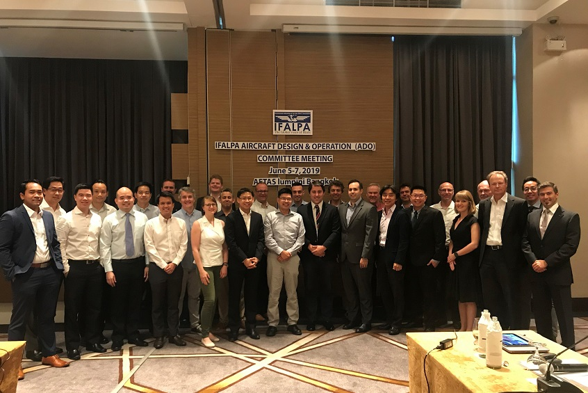 Your Voices Heard at the IFALPA Aircraft Design & Operation (ADO) Committee Meeting