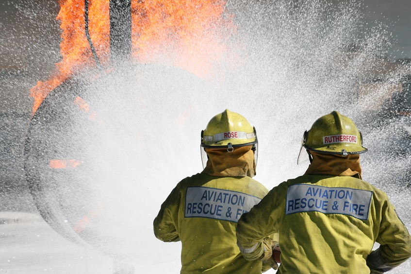 Senate Inquiry into Rescue, Firefighting and Emergency Response at Airports