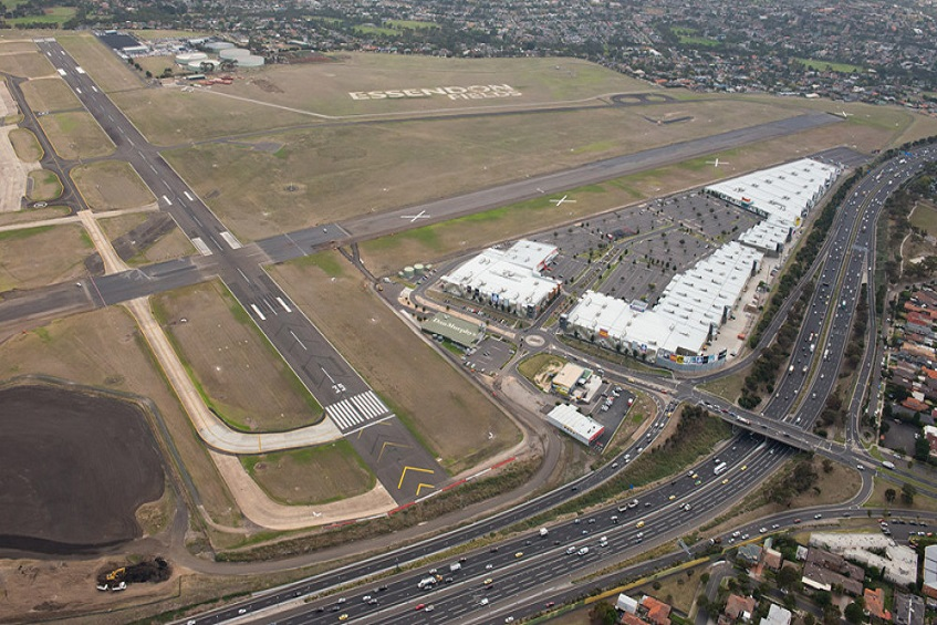 Essendon Fields Airport Preliminary Draft Master Plan 2019 Consultation